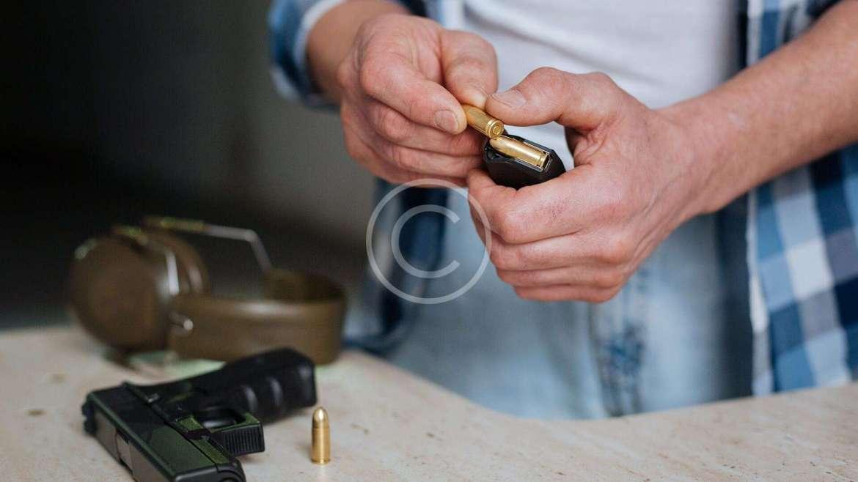 Beginners handgun class